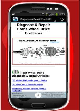 AUTO Diagnostic,Android Auto,OBD2,Elm327,Diagnostc screenshot 4
