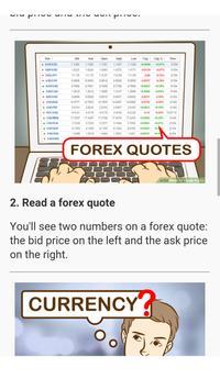Basic - How to trade forex apk screenshot