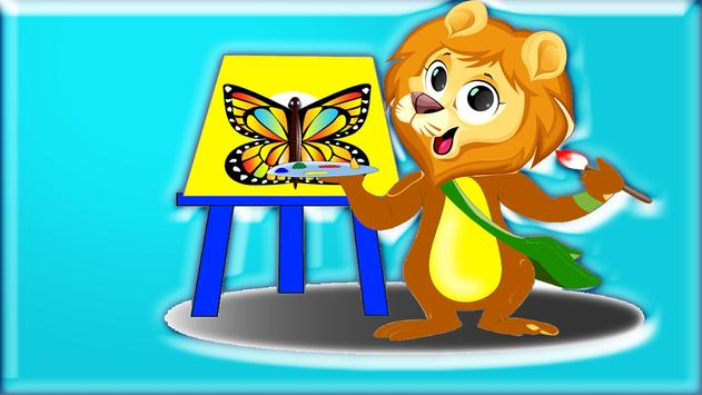 Paint Online Painting Games For Kidsdraw Apk Screenshot