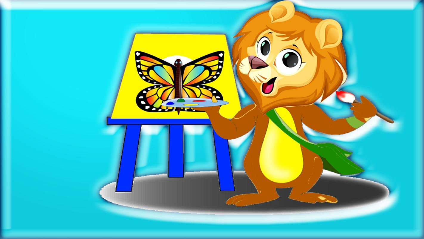 Paint Online ,Painting Games For Kids,draw online for Android - APK ...