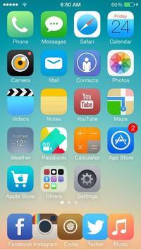 I10 Theme Icon Pack apk screenshot