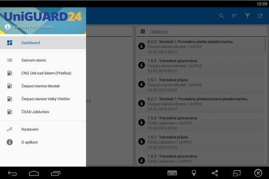 UniGUARD24 apk screenshot