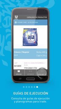 Catálogo de Productos Unilever apk screenshot