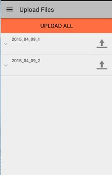 SensorReader apk screenshot