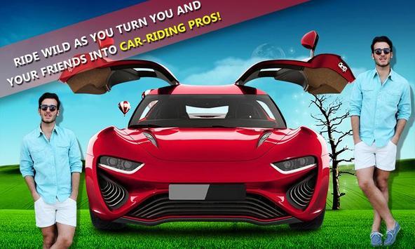 Car Photo Editor : Car Photo Frame poster