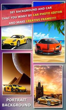 Car Photo Editor : Car Photo Frame screenshot 3