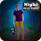 Night Photo Editor : Night Photo Frames icon