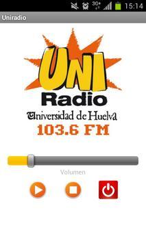 Uniradio poster