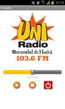 Uniradio screenshot 1