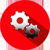 Android Auto,Check Engine Light,AUTO Diagnostic icon