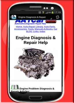 Android Auto,Check Engine Light,AUTO Diagnostic screenshot 1