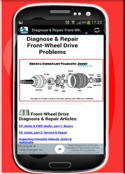 Android Auto,Check Engine Light,AUTO Diagnostic screenshot 3