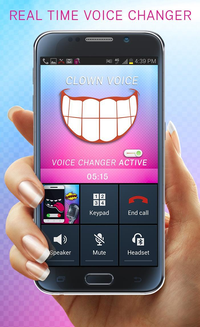 Voice Changer During Call ! for Android - APK Download