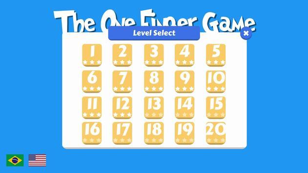 The One Finger Game (TOFG) screenshot 1