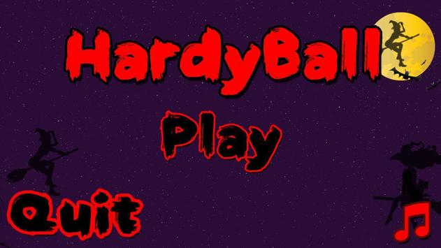Hardy Ball poster