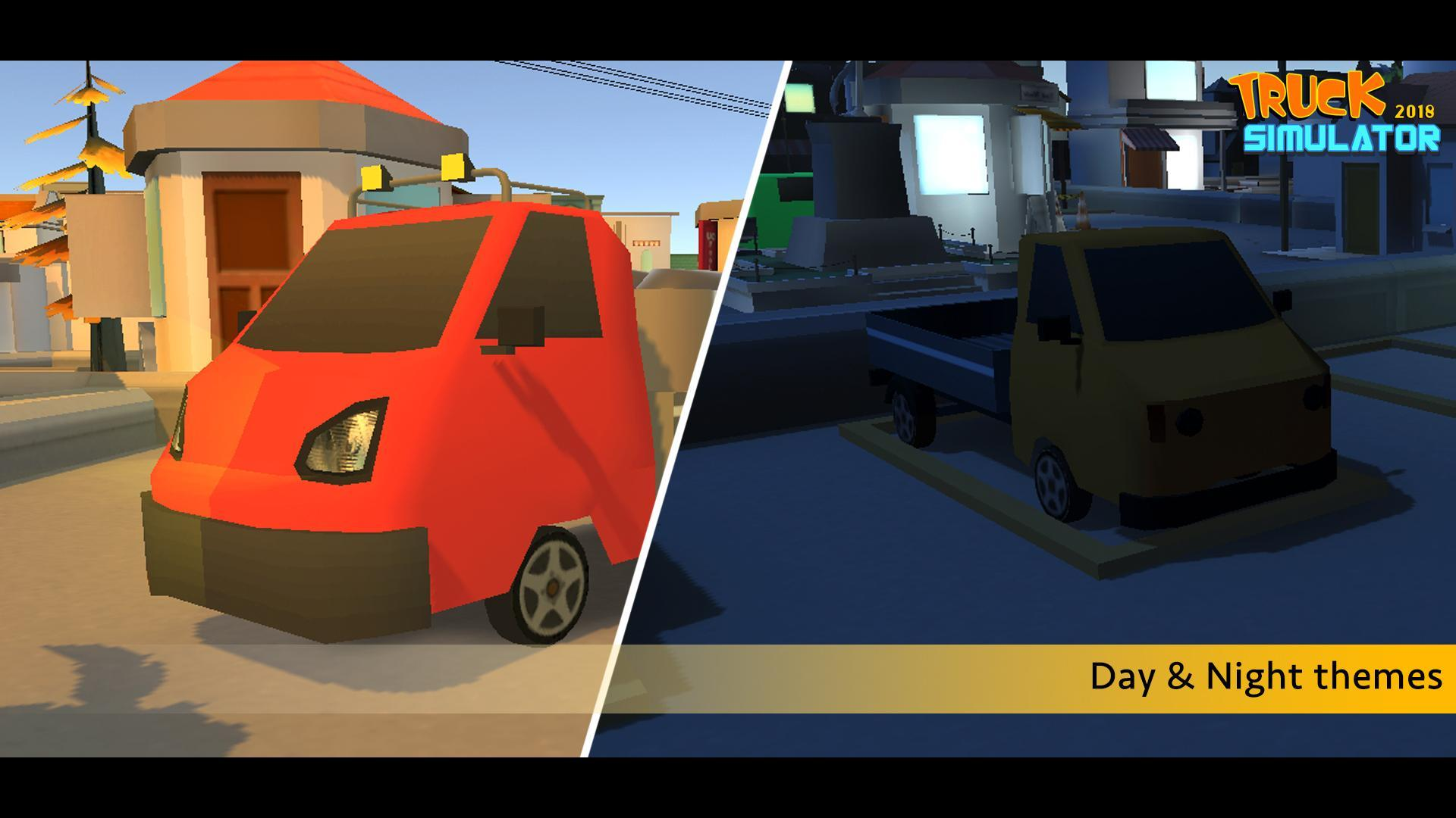 Logistics Truck Simulator 2018 for Android - APK Download
