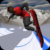 Snowboard Freestyle Mountain icon