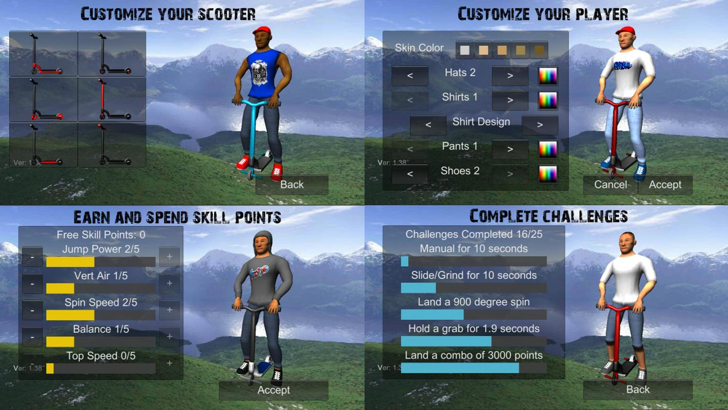 Scooter Freestyle Extreme 3D APK Download - Gratis ...