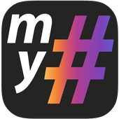 My Hashtags Lite icon