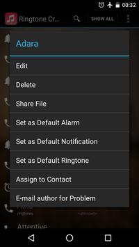 Ringtone Cutter apk screenshot
