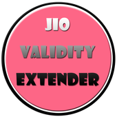 Free JIO Validity Extender icon