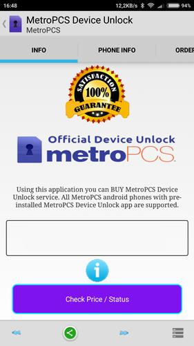 metroPCS Unlock for Android - APK Download