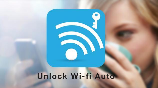 Unlock Wi-fi Auto poster