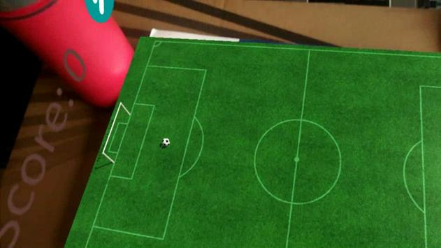 AR Penalty (AR Football Demo) screenshot 1