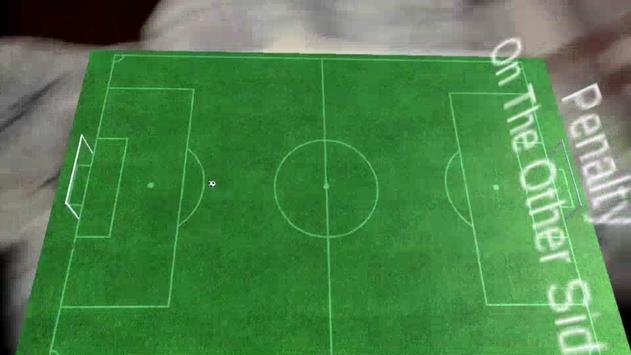 AR Penalty (AR Football Demo) screenshot 2