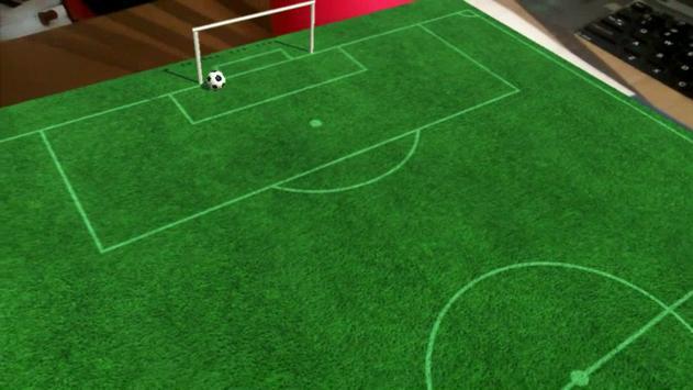 AR Penalty (AR Football Demo) screenshot 4