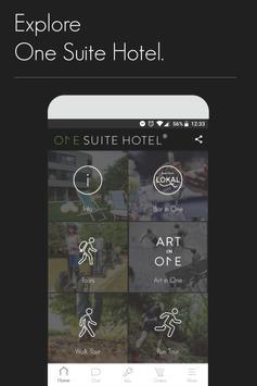 One Suite Hotel screenshot 1