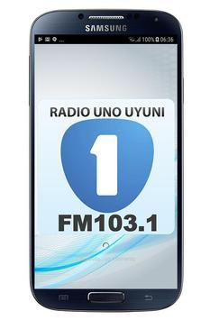 Radio Uno Uyuni poster