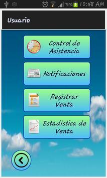 Registro Movistar screenshot 1