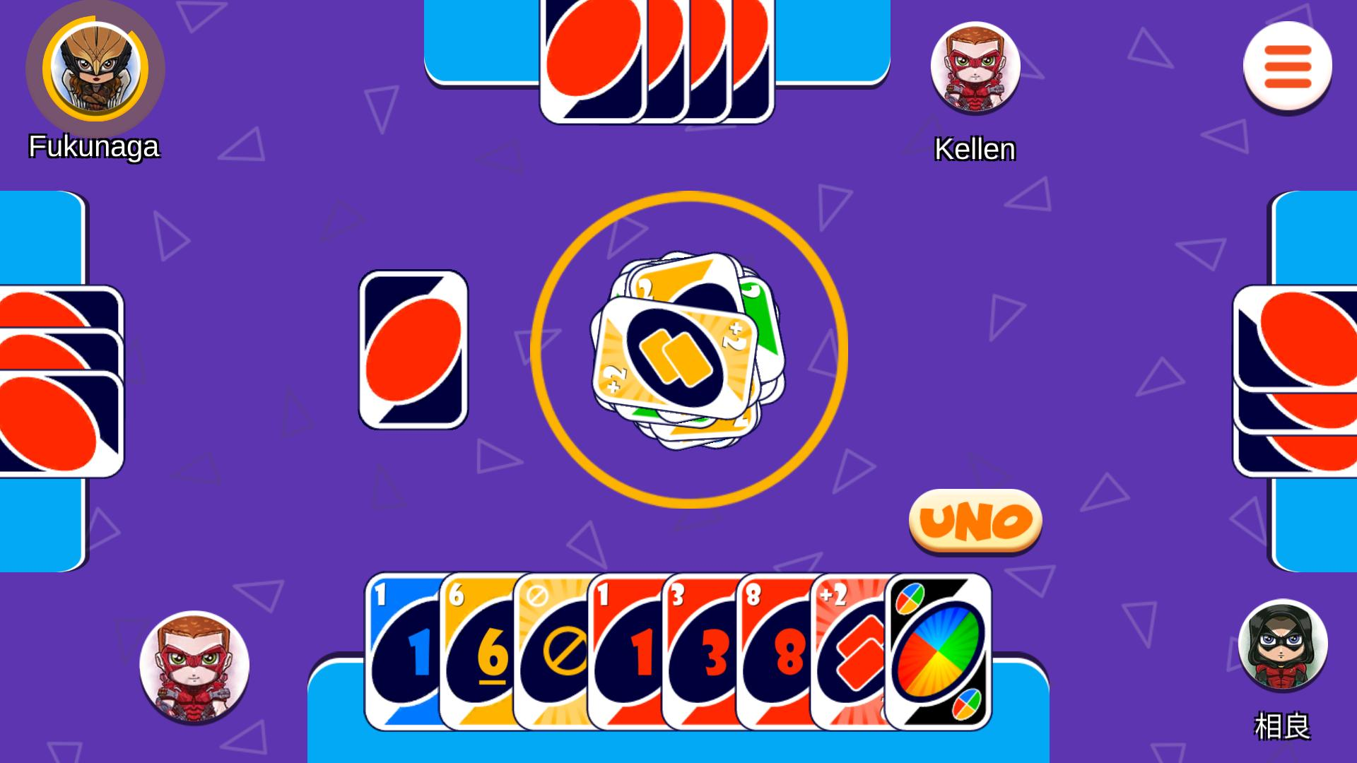 Uno Online Uno Card Game Multiplayer With Friends For Android Apk Download