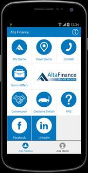 Alta Finance poster