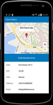 Alta Finance apk screenshot
