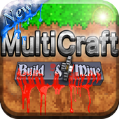 MultiCraft – Build & Mine! icon