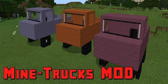 Mine-Trucks MOD poster