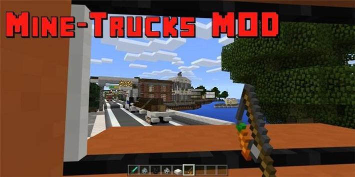 Mine-Trucks MOD apk screenshot