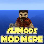 AJMods MCPE Mod icon