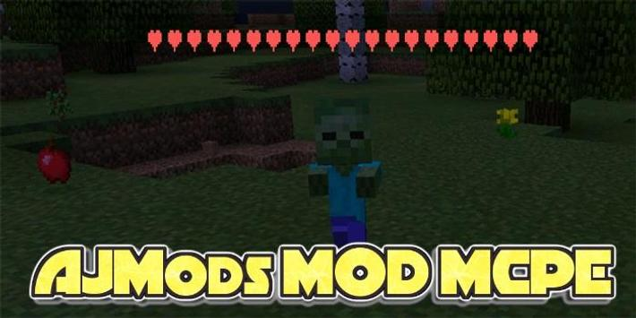 AJMods MCPE Mod screenshot 4