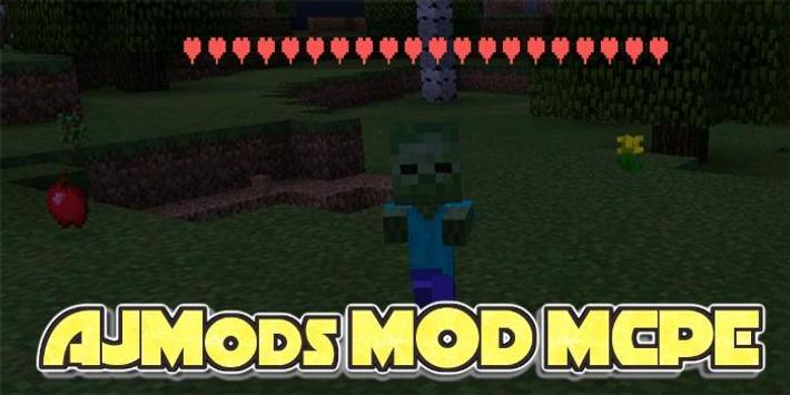 AJMods MCPE Mod screenshot 1