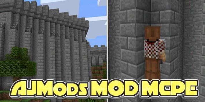 AJMods MCPE Mod screenshot 2