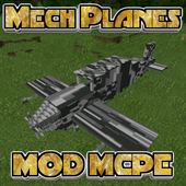 Mech Planes Mod icon