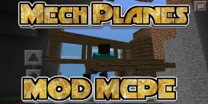 Mech Planes Mod poster