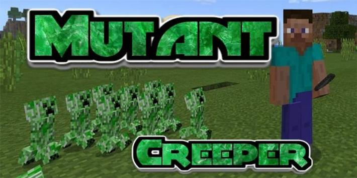 Mutant Creeper Mod apk screenshot