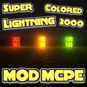 SuperColored Lightning 2000Mod icon