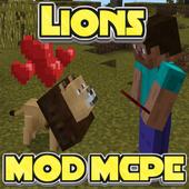 Lions MOD MCPE icon