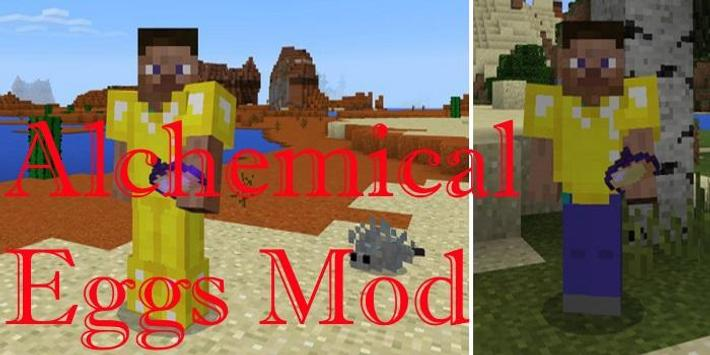 Alchemical Eggs Mod poster