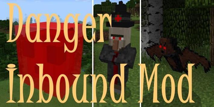 Danger Inbound Mod poster